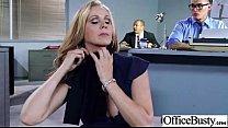 Hard Sex Action With Slut Big Tits Office Girl (julia ann) video-20