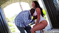 Dazzling milf Kendra gets ass fucked by Lexs su...