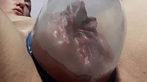 Amazing Pumped Giant Pussy