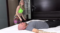 Domina Lily Lane Gets Her Ass Worshiped