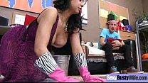 (kimmy lee) Hot Sluty Mommy With Big Melon Tits Enjoy Intercorse mov-19