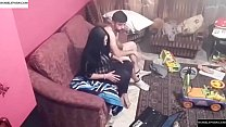 6752 Spy camera records couple fucking in the living room. JAV245 preview
