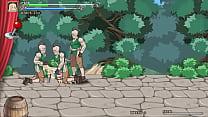 Ailice in wonderland hentai game . Pretty blond...