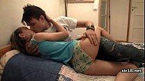 Hot Romantic Amateur Fuck On Bed Thumbnail