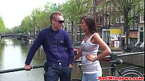 17216 Real amsterdam prostitute nailed by client preview