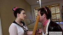 Sissy cuckold humiliated by Jenna Reid Thumbnail