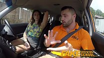 Fake Driving School Ava Austen Gets Cum-pensation from Max Deed's Cock缩略图