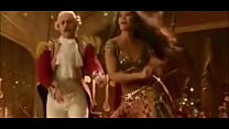 (Part 1) Indian actress Katrina Kaif hot bouncing boobs cleavage navel legs thighs blouse with Aamir Khan in Thugs of Hindostan song Suraiyya edit zoom slow motion thumbnail