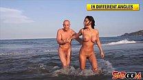 Hot Milf Francesca James at Saboom Thumbnail