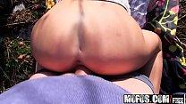 Mofos - Public Pick Ups - (Cristal Caitlin) - Euro Babe Rides Dick Outdoors صورة