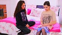 Lesbian Teen Facesitting Her Bestfriend