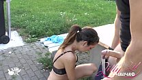 Anal Teen Public Ass fuck german Compilation preview image