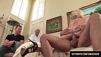 Big Boobed Wife Kasey Grant Is Sodomized by a S...