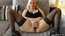 Perverse mom alone at home Vorschaubild