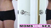 tamil mami sex - teen caught masturbating turns hardcore with stepmom thumbnail