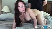 PropertySex - Highly motivated real estate agent orgasmic sex with client's Thumb