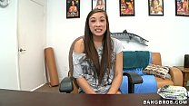 BANGBROS - Young and Slim Asian Beauty Arial Rose Gets A Facial image