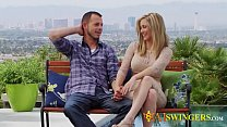 Amazing real couples swap partners Thumbnail