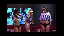 These Girls are Ready for the Super Bowl! pornhub video
