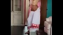 Hot Swathi naidu romantic and sexy first night short film making part-4
