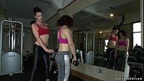 Shemale trainer anal fucks redhead