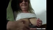 Chubby Granny Share Young Cock With Her Friend - 69VClub.Com
