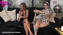 MyDirtyHobby - Milf step mom does lesbian with step daughter Vorschaubild