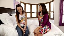Dillion Harper And Her StepMom Ariella Ferrera Thumbnail