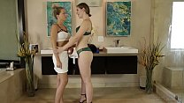 Zoey Monroe and her Husband go to massageparlour - Ella Nova