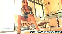 Addison III sexy legs and tits porn mature blonde
