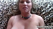 Horny wife fucks P.O.V. style