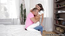 X-Sensual - Hungry for love Foxy Di shaved-pussy teen porn Vorschaubild