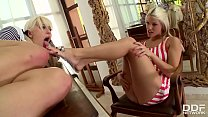 Explosive Orgasms by Sex Kittens Tracy Lindsay & Blanche Bradburry! Image