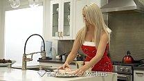 PUREMATURE Mature Blonde Gets Her Leaking Back Door Christmas Gift - VideoMakeLove.Com