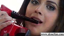 Alone Hot Girl Taped Playing With Sex Toys movi...