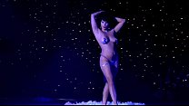 Ginger Valentine - 2nd Annual New Orleans Burlesque Festival - YouTube video