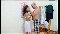 xxxmaal.com - Hot Tenant sex scene with owner preview image