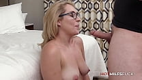 First Fuck On Camera For New MILF Abbey James A