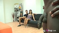 Vivi is just 18 but wants to try her first inte... thumb