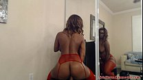 Busty Booty Nyla Storm Bounces Her Big Butt & Shakes Her 34 G's For Her Lovers Vorschaubild