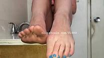 Foot Fetish - Jessika Feet Part2 Video4