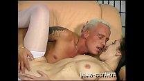 Hot Student fuck on Sex-Couch Vorschaubild