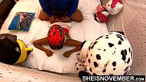 16155 4k UHD Prone Hardcore Rough Sex Innocent Ebony Girl Fucked Hard By Big Dick Friend After Bike Riding Sheisnovember Reality Movie preview