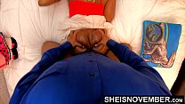 8434 4k UHD Prone Hardcore Rough Sex Innocent Ebony Girl Fucked Hard By Big Dick Friend After Bike Riding Sheisnovember Reality Movie preview