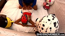 16109 4k UHD Prone Hardcore Rough Sex Innocent Ebony Girl Fucked Hard By Big Dick Friend After Bike Riding Sheisnovember Reality Movie preview