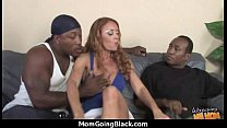 hot milf takes on 12 inch huge monster black cock 18 - mina wicked thumbnail