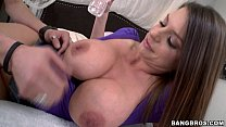 Brooklyn Chase And Her Nice Big Tits