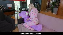 ExxxtraSmall - Hot Blond Teen Natalia Queen Fuc...