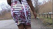 9075 Smoking White & Pink Dress - NilouAchtland preview