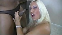 Blonde Pornstar Ashlee Chambers Slut for Big Bl...